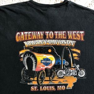 VTG Harley-Davidson Tee Women's 4XL